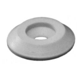Plast skiver til 5 mm skrue